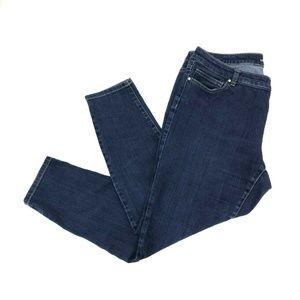 Michael Kors Izzy Skinny Slim Fit Jeans Size 16